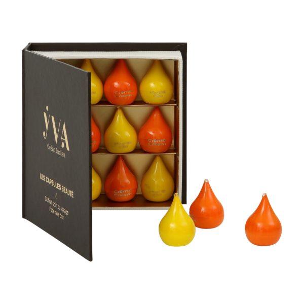capsules beauté YVA Océan Indien