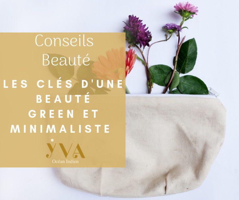 Conseils Beauté - beauté minimaliste