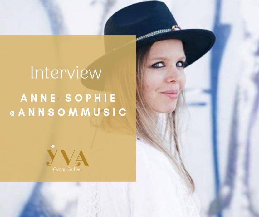 ITW Anne-Sophie @annsommusic