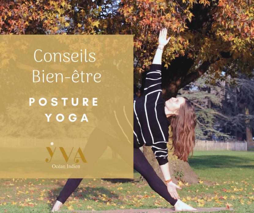 yoga posture trikonasana