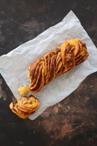 babka patate douce cannelle